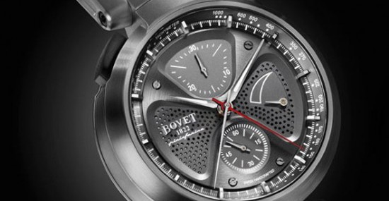 Bovet 1822 Sergio Split-Second Chronograph by Pininfarina