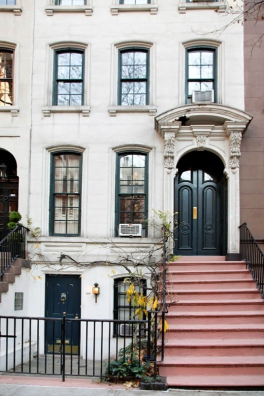 "The beautiful townhouse once graced by the fictional Holly Golightly, Truman Capote's chic socialite in the novel ""Breakfast at Tiffany's"" and famously played by Audrey Hepburn, on Sale for $10 Million"