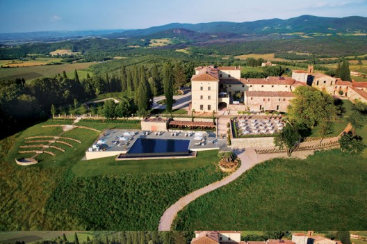Jet Set to Tuscany, Sleep in a Castle & Learn the Art of Italian Cooking With Michelin-Starred Chefs