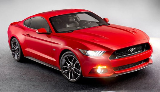 Get New Ford Mustang During The Champion League Finals