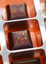 Something New – Chocolates With Edible Holograms!
