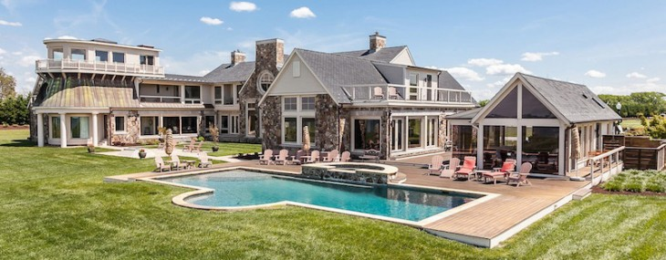 Enjoy Gracious Living Along the Chesapeake Bay - $6,9 Million Conquest Manor