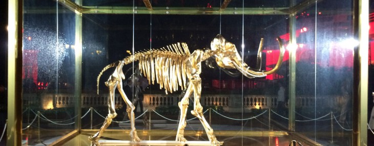 Damien Hirst Sold $15 Million Gold Mammoth for Charity