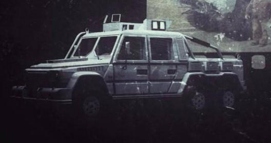 1019Hp Dartz Motorz Mercedes DrIvE HARD 6x6 Costs $3,300,000