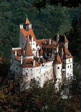 Dracula's Bran Castle in Transylvania on Sale