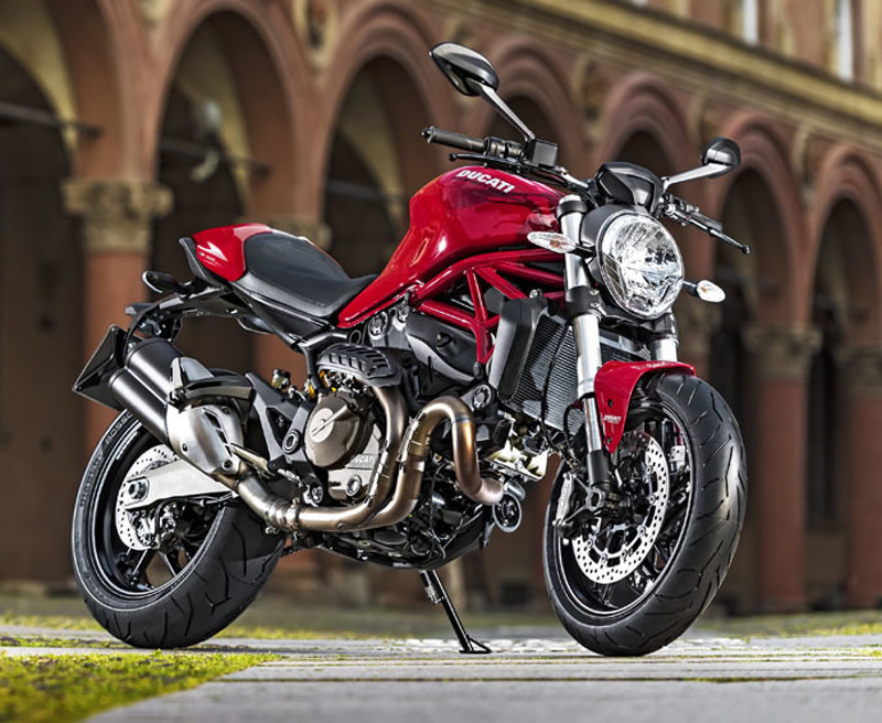 2014 Ducati Monster 821 unveiled