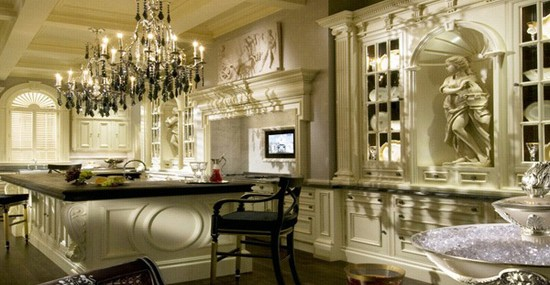 Luxury And Elegant Kitchens By Clive Christian