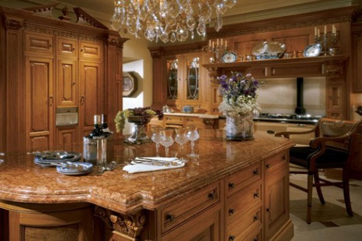 Luxury And Elegant Kitchens By Clive Christian Extravaganzi