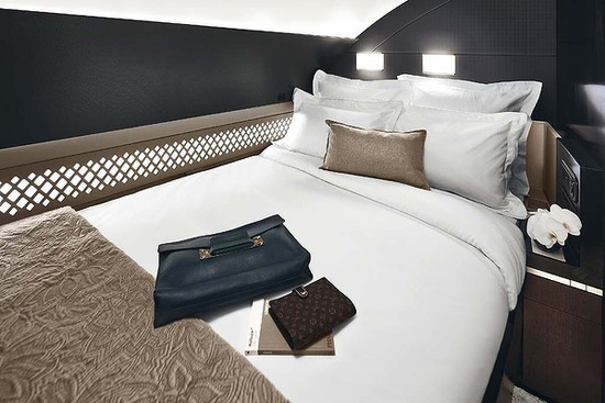 Etihad Airways unveils new luxury hotel-style cabins