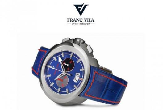 FVi17 VINTAGE Chrono Bicompax Intrepido by Franc Vila