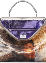 Celebrity Designed Fendi Peekaboo Bag For Charity