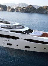 The Ferretti 780 – New Addition to the Navis Yacht Charter Collection