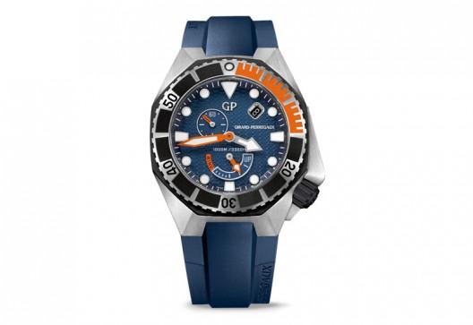 New Girard-Perregaux Sea Hawk in Cobalt Blue