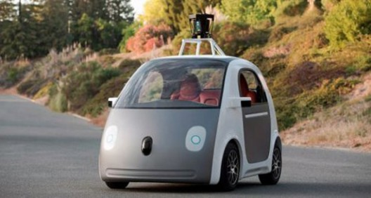 THE FUTURE IS HERE! Google's New Car Without Steering Wheel
