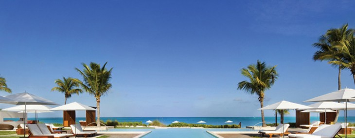 20th Anniversary Package at Grace Bay Club in the Turks & Caicos