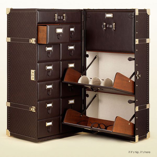 Gucci S Leather Travel Trunk Will Cost Your 50 000 Extravaganzi