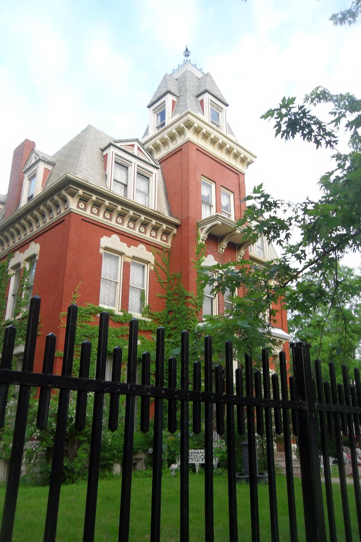 Haunted Hiram Scutt Mansion Sold in a Week in a Bidding War