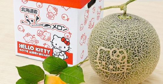 Hello Kitty Melons Celebrates 40th Anniversary