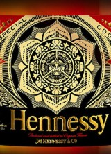 Hennessy Debuts New Artist Series Bottle by Shepard Fairey
