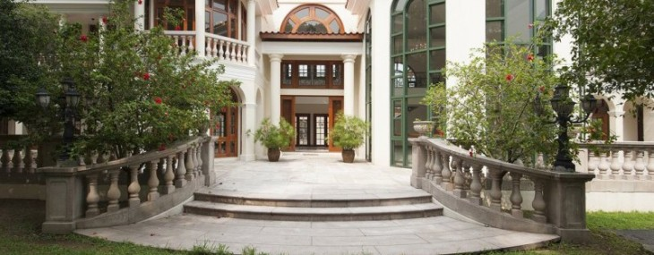 Champagne House, a $38 Million Hong Kong Masterpiece