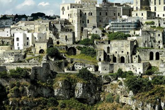 Luxury Hotel In Prehistoric Cave