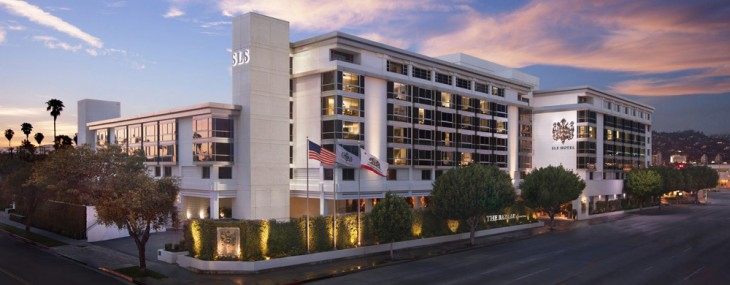 Luxury Hotel SLS Beverly Hills on Sale