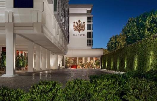 Luxury Hotel SLS Beverly Hills on Sale