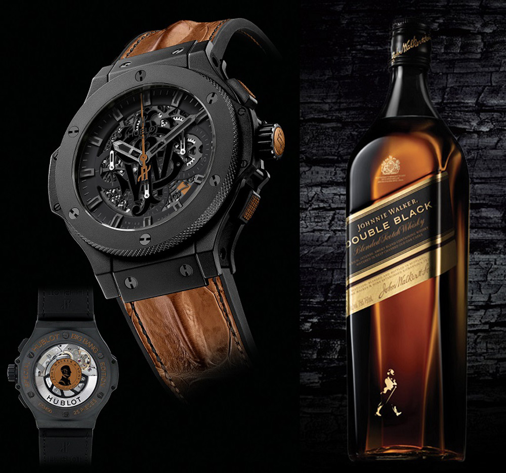 Hublot Big Bang Aero Johnnie Walker House - Limited Edition