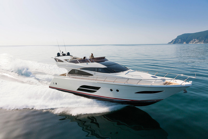 Charity Auctions Off Stunning One-of-a-Kind Dominator 640 Yacht