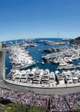 You Can Party with F1 Drivers, Celebrities & Royalty – Infiniti Podium Lounge at Glamorous Monaco Grand Prix