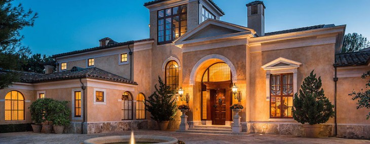 Magnificent Italianate Estate in Beverly Hills on Sale for $45 Million