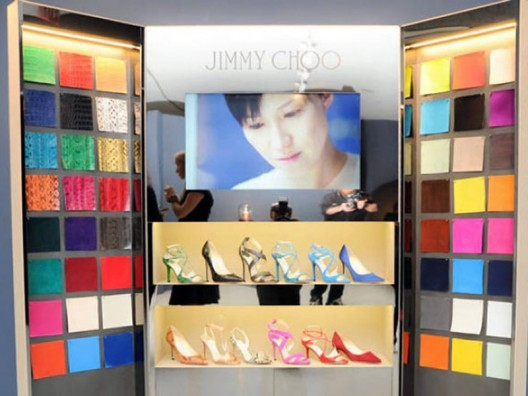 Jimmy Choo empowers women with made-to-order service