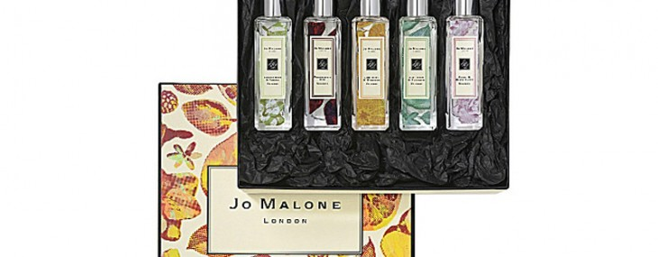 Calm & Collected Created Boxes for Joe Malone's Fragrances