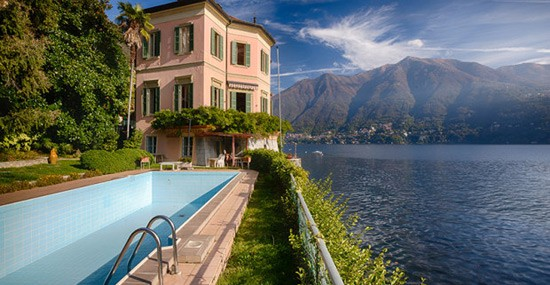 Luxury Villa Overlooking Lake Como on Sale