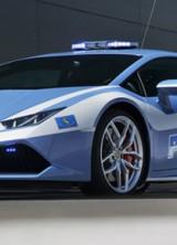 Lamborghini Huracan As Police Car In Italy