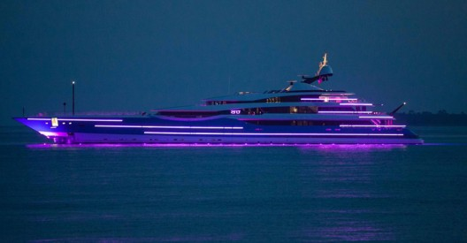 Superyacht of the Year 2014 - Madame Gu