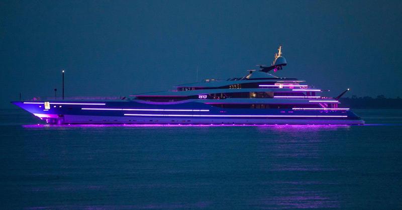 Superyacht of the Year 2014 - Madame Gu
