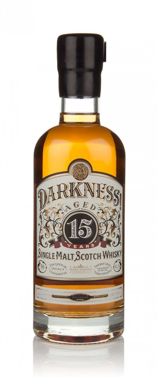 Maverick Drinks Announces the Darkest of Whiskies!