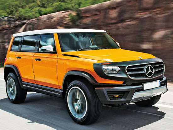 Mercedes GLB Is The New Crossover From German Factory - eXtravaganzi