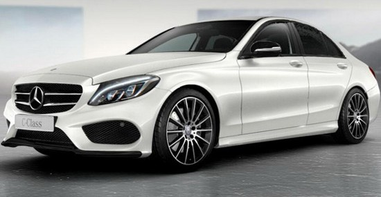 Mercedes AMG C-Class Night Package