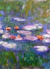 "Monet's ""Water Lilies"" Sold for $27 Million at Christie's"