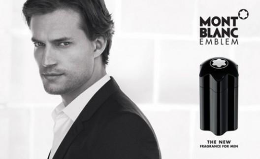 Montblanc presents new men's fragrance