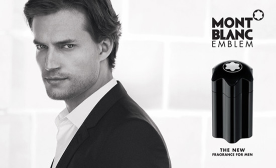 Montblanc presents new men's fragrance
