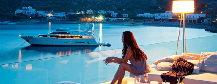 Soak in Your Own Private Infinity Pool at Petasos Beach Resort & Spa in Mykonos