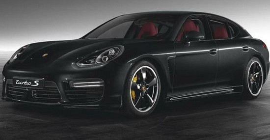 Porsche Panamera Turbo S By Porsche Exclusive
