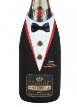 Piper-Heidsieck Limited Edition 'Black Tie' Bottle for Cannes Film Festival