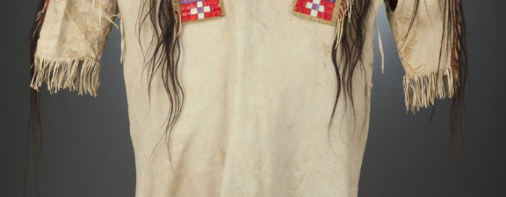 Plains Quilled Hide War Shirt May Bring $40,000 at Heritage's Auction