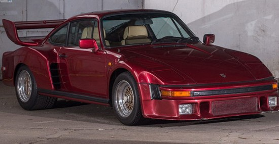 One And Only Porsche 935 Street Is On Sale