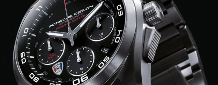 Porsche Design Dempsey Racing Limited Edition Watch
