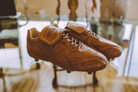 Puma King gets the Alexander McQueen treatment
